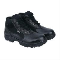 Sepatu Boots Pria Ujung Besi (Sepatu Safety Sepatu Adventure) CATE