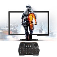 Terbaik 【clearance】I8-Plus Mini Wireless Keyboard Mouse
