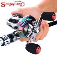 FLASH SALE Sougayilang Reel Pancing 12 + 1BB Baitcasting Fishing