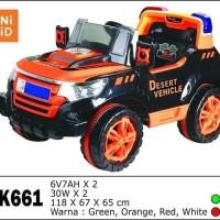 Mainan Mobil Aki Anak Jeep Unikid UK 661