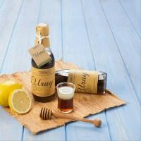 Madu Uray Natural Raw Honey 330ml