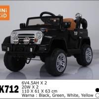 Mobil Aki Anak Jeep Hardtop Unikid UK-712