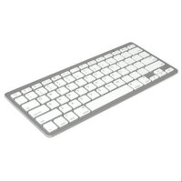 Keyboard Wireless Bluetooth for Apple MacBook, iPad, iPhone, Androi