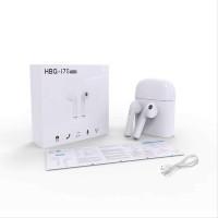 Headset Bluetooth 4.2 Sport True Wireless Earphone Airpods HBQ i7