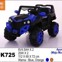 Mainan Mobil Aki Anak Jeep Glory Unikid UK 725