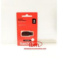 Flash Disk Sandisk CZ50 Cruzer Blade - 8GB (Grosir)