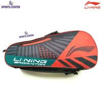 NEW !! Tas Raket Lining ATSP 529 / ATSP529 Orange