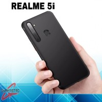 Case REALME 5i Ultrathin Slim Matte Premium Softcase