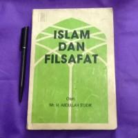 Islam dan Filsafat