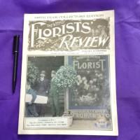 Majalah Florists Review edisi 100 tahun vol 188 September 1997