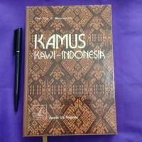 Kamus Kawi-Indonesia