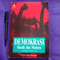 Demokrasi Klasik dan Modern