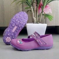 sepatu anak perempuan slip on umur 3 - 6 tahun merk kipper tipe marsha