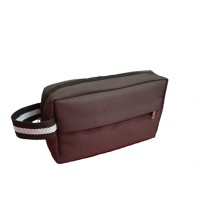 Hand bag/Clutch Pria Cokelat