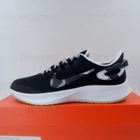 Sepatu Running/Lari Nike Runallday 2 Black White Ghost CD0223-005 Ori