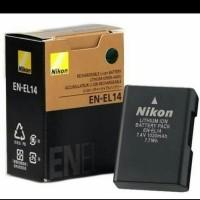 batre/baterai camera kamera nikon for D3100/D3200/D3300/D3400/D5100/