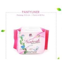 natesh panty pink pembalut pantylener