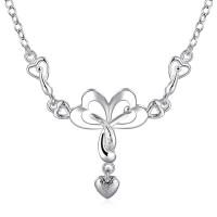 Tiaria Gold Plated Necklace Pendant Party SPCN764 Kalung Lapis Emas
