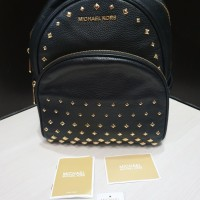 Tas Michael Kors Studded Backpack
