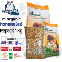 im organic indonesian best ibest repack 1kg makanan kucing imo ibest