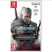 The Witcher 3 Wild Hunt Complete Edition Nintendo Switch / Game Switch