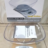 Timbangan Digital Camry Max 5kg/Timbangan Scale Elektronik Large Butto