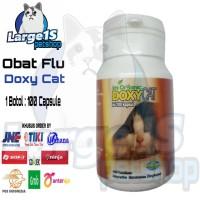 doxycat obat flu kucing paling ampuh 1 botol