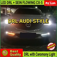 LED DRL SEIN SEQUENTIAL - MAZDA CX5 CX-5 2018 - With Ceremony Light