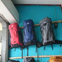 Tas Carrier Gunung The North Face Forge 45L Not Eiger Rei Consina