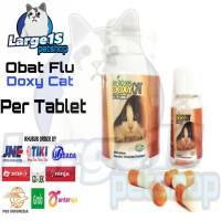 doxy cat obat flu kucing doxycat im organic obat flu kucing /pcs