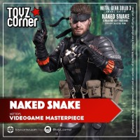 Hot Toys VGM-015 / VGM15 Naked Snake (Sneaking Suit)