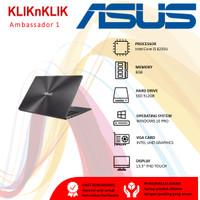 ASUS ZENBOOK UX331UA-8250U-8GB-512GB-WIN10PRO SLATE GREY-41779