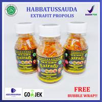 Minyak Habatussauda Habbatussauda Propolis Trigona Zaitun 200 kapsul