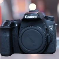 Canon 70d Canon eos 70d body
