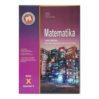 Buku PR Matematika IPA 10 SMA Semester 2 Terbaru Intan Pariwara