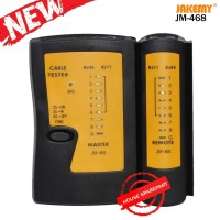 Jakemy RJ45 RJ11 RJ12 CAT5 CAT 6 UTP Network Lan Cable Tester Test