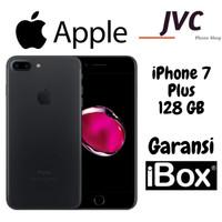 IPhone 7 Plus 128GB 100%Original (Garansi Resmi iBox)