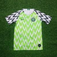 Original Jersey Nigeria 2018 Home Boys Anak-Anak Baju Bola Asli