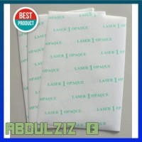 Ready Transfer Paper Laser One Opaque Ukuran A4