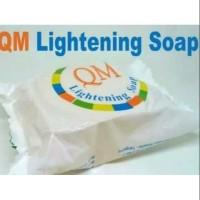 SABUN QM LEGHTENING BPOM / QM LEGHTENING SOAP ORIGINAL