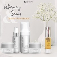 Paket Whitening Ms Glow+Serum Luminous