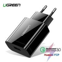 Charger UGREEN Qualcomm Quick Charge 3.0 Original Fast Charging