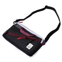 Tas Selempang dan jinjing Pria Wanita - Slingbag Waterproof B-C01