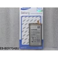 Baterai Samsung Galaxy S10 EDGE G970 EB-BG970ABU 3000Mah Original OEM