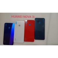 Backdoor Tutup Baterai Huawei Nova 3i 6.3 inchi