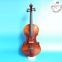 Scott & Guan 601 - Violin/Biola 4/4