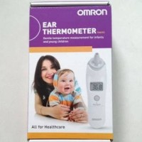 EAR THERMOMETER OMRON TH839S/ TERMOMETER TELINGA