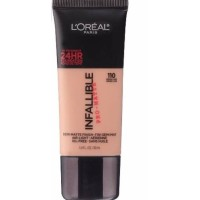 L'OREAL INFALLIBLE 24HR PRO-MATTE FOUNDATION SHADE 110