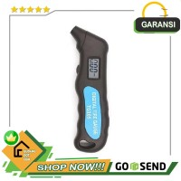 Pengukur Tekanan Angin Ban Digital LCD Tire Pressure Gauge - TG105