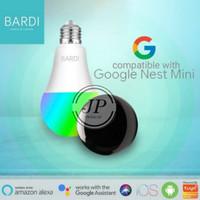 BARDI Smart Home LED Bulb 9w + IR Remote Support Google Nest Mini